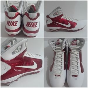 Nike Zoom Hyperfly Mid Fly-Wire Football Cleats